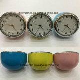 Promotional Cheap Mini Golf Desk Clocks Quartz Table Alarm Clock