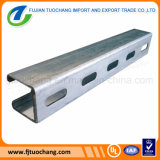 Hot Sale Steel G. I. Slotted Strut Channel