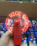 Promotional LED Program Message Fan with Logo Print (3509)