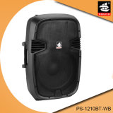 10 Inch Portable Rechargeable Speaker PS-1210bt-Wb