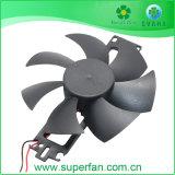 12V Plastic Frameless DC Fan 120*120*25mm