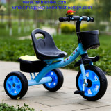 Kids Tricycle Baby Tricycle with Music Three Wheeler Trike