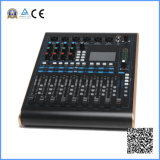 Compact and Budget-Friendly Digital Mixer with Touch Screen