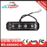 4W LED Side Direction Indicator Marker Lamps for Truck Trailer