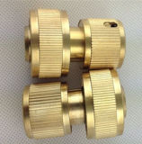 Metal CNC Turning OEM High Brass Copper Fittings