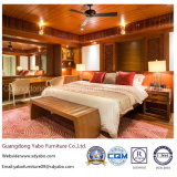 Luxury Standard Hotel Furniture for Teak Suite Bedroom (YB-S811)
