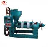 High Output Spiral Oil Press with Electric Heater (YZYX120WK)