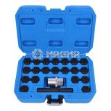 22 PCS Locking Wheel Lug Nut Key Set for BMW
