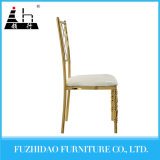 China Manufacturer Metal Weding Party Chairs