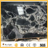 New Cheap Chinese Marble Magic Ocean, Black/Brown/White/Blue Marble