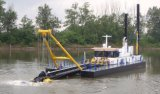 Chinese Manufacture Hydraulic Cutter Suction Dredger