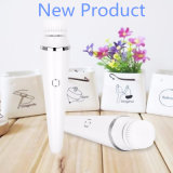 Electric Rechargeable Manufacturers Compatible Replacement Sonic Silicone Facial Cleansing Brush