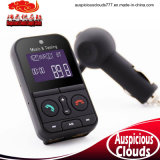 AC-2027 Multi-Functions Car Bluetooth Transmitter FM MP3 Player with Dual USB Charger