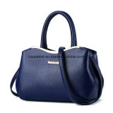 Women PU Fashion Evening Leather Hand Bag Designer Lady Handbag (FTE-051)