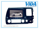 Car DVD Player Two DIN for Honda Civic (Right Driving)