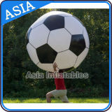 PVC Inflatable Football Helium Balloon for Sport Events