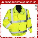 Winter Workwear Mens Safety Reflective Jacket (ELTSJI-8)
