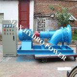 Horizontal Tubular Hydro Turbine Generator