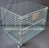 Stackable Folded Wire Mesh Container (1200*1000*890)