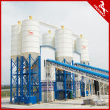 China Manufacturer Stationary Concrete Batching Plant