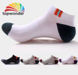 Custom Cotton Sport Ankle Sock in Various Colors and Designs