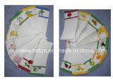 Emb Cotton Waffle Kitchen Towels