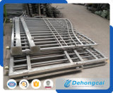 Sliding Safety Wrought Iron Gate (dhgate-7)