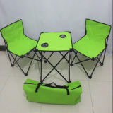 Folding Table and Chairs for Outdoor Picnic (XY-123)