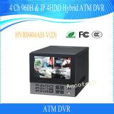 Dahua 4channel 960h & IP 4HDD Hybrid ATM DVR for Security System (HVR0404AH-VD)