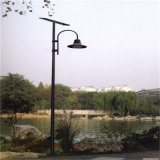 Hot DIP Galvanized 4m Solar Lamp