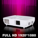 Remote Control 1080P Full HD Home Theater System LCD Projector