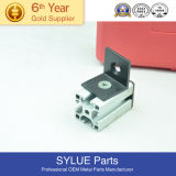 High Precision Black Aluminium Die Casting Electrical Box