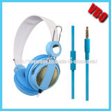 Popular Headphone with Mic Mobile Headphone