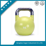 PRO Grade Colorful Steel Competition Kettlebells