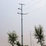 110kv Corner Power Transmission Steel Tube Tower