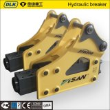 Hydraulic Rock Breakers, Hydraulic Hammers with High Quality