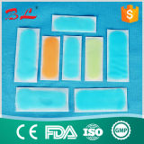 2017 Free Sample Direct Factory Gel Fever Cooling Patch for Adults & Kids Cool Baby