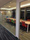 Modern Wooden Aluminum Glass Walls for Office