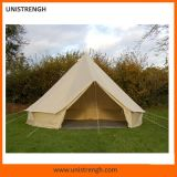 Perfect 5m Standard Cotton Canvas Bell Tent for Festivals