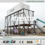 Icesta Containerized Ice Plants for Concrete Cooling (IFCT-40T)