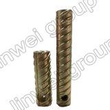 Round Ferrule Thread Steel Lifting Socket in Precasting Concrete Accessories (M16X100)