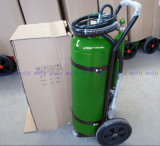 35kg Wheeled Dry Powder Fire Extinguisher with External Cartridge