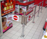 Checkout Counter Gate for Supermarket