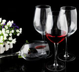 Wholesale High Quailty Handmade Red Wine Glass