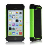 Stylish Triple Defender Case for iPhone 5c 10colors Paypal Accepted