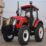 New Condition135HP 4X4wd Farm Tractor for Sale