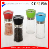 Top Quality Wholesale Glass Salt and Pepper Grinder Set Innovative Products