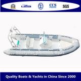 Rigid Hull Inflatable Boat (RIB480A)