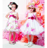 Flower Girl Dress (6272#)