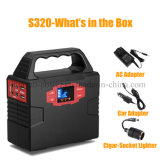 40800mAh Home Solar Generator Power Source Power Supply with LED Lighting